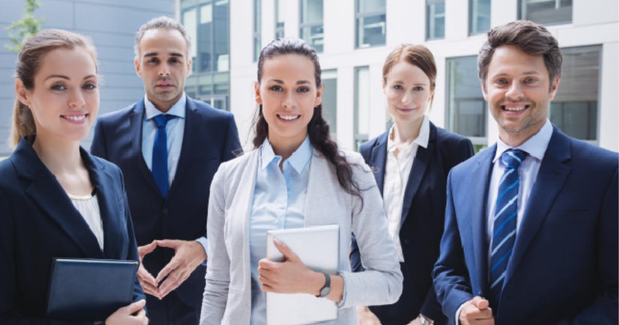Lideres ejecutivos impulsores de Gestion del camb